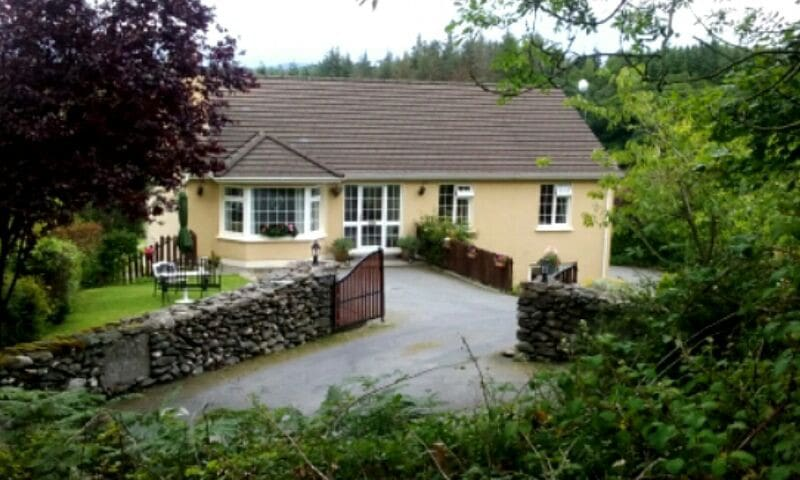 Mangerton B&B in Killarney National Park.