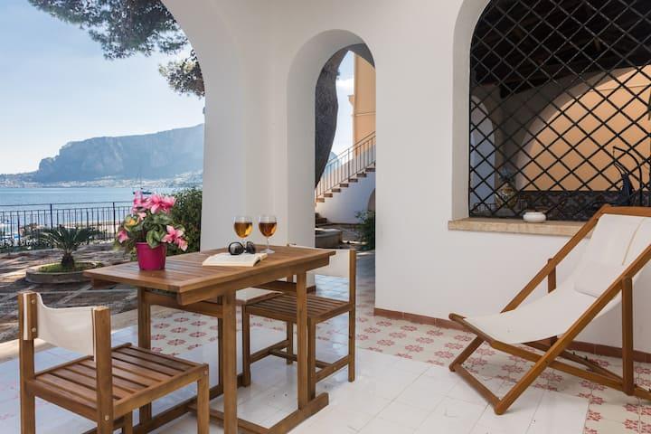 Villa Mallandrino Scirocco apartment