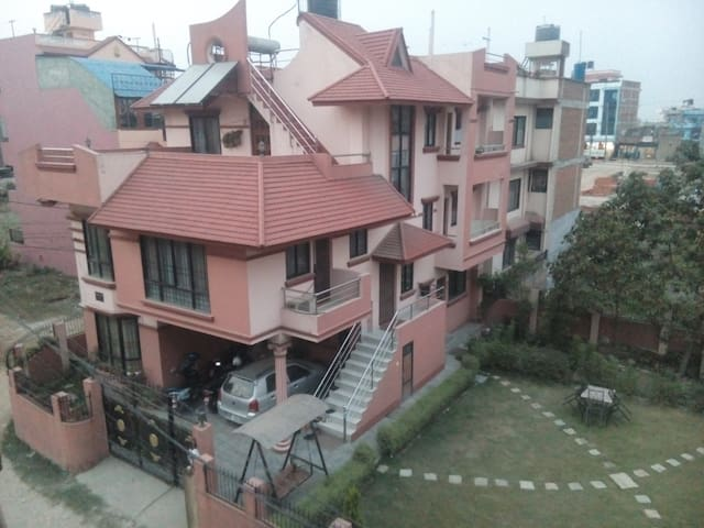 Earthquake resistance 2bhk flat at Imadole 4