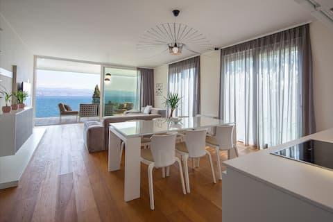 Deluxe Opatija Apartment P6