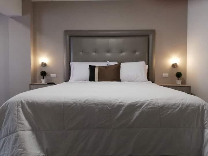 Habitación 102 Hotel Miraflores.