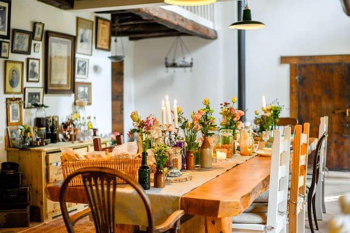 OurRustica Radicchio Room - Nature, Food&Wine