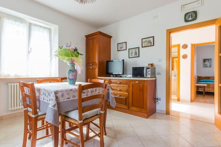 Nice apartment on the ground floor - Caldonazzo - Wohnung