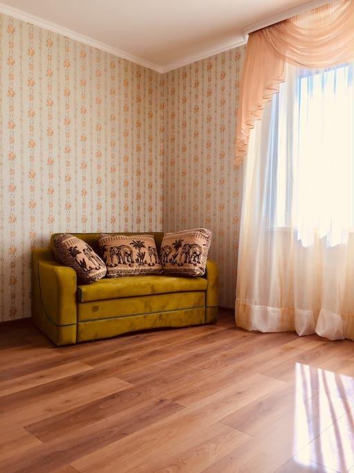 Дополнительное спальное место 115*200