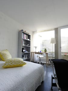 Room in the classic modern