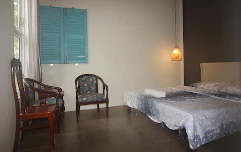 Vilabasi Mekong Guesthouse - Room 1