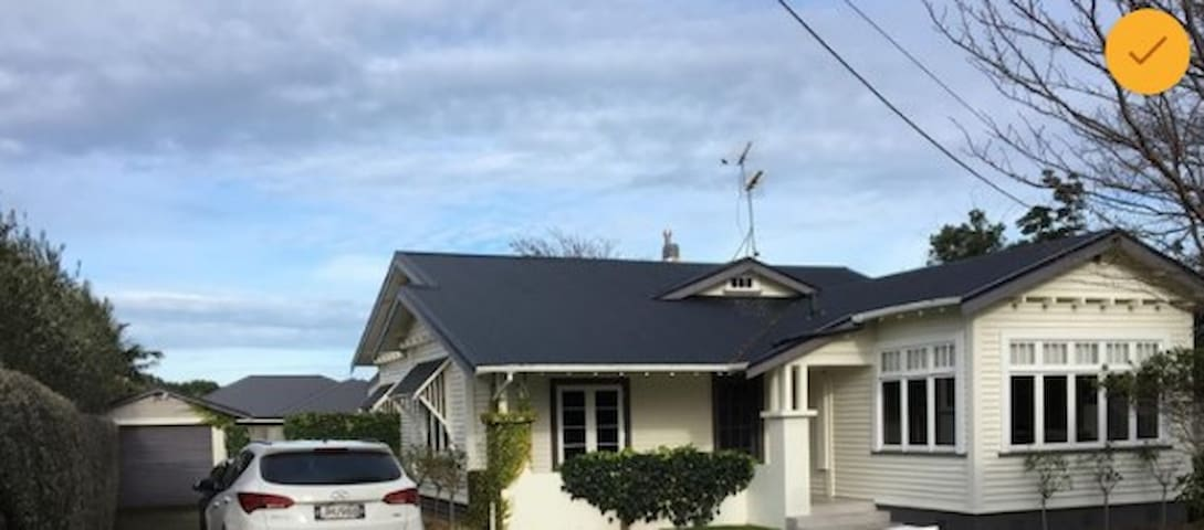Oakfield -Hawera Second room available