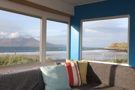 Laig Caravan - Isle of Eigg