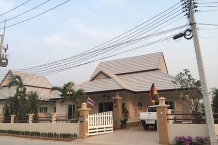 Bann Thai Gästezimmer - Hua Hin - Pension (Korea)