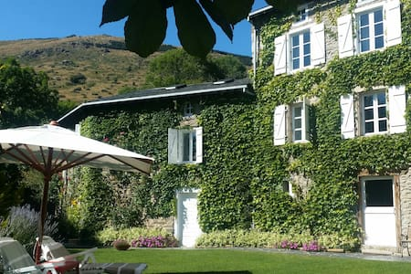 A stunning stone farm from 1720. - Targassonne - Huis