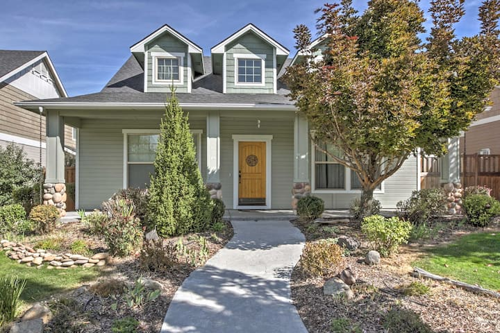 Lovely Boise Family House w/ Pool & Park Access!