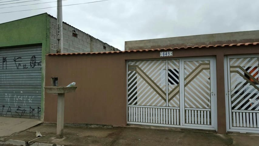 Casa em Peruíbe disponível - Peruíbe - Casa