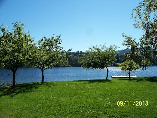 Shawnigan Lakefront Suite