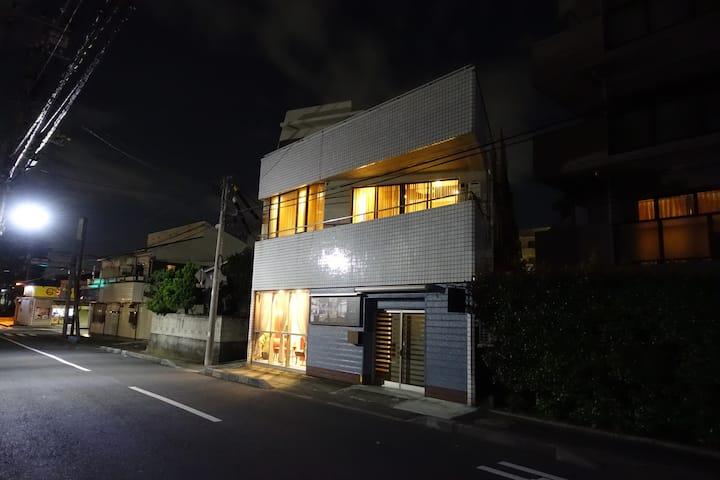 浦安最大級の貸切宿