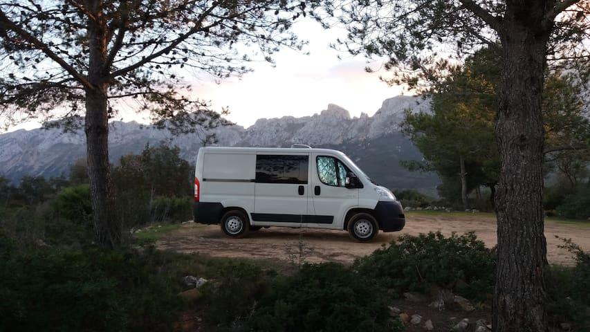 citroen jumper camper - Llíria - Camper/RV