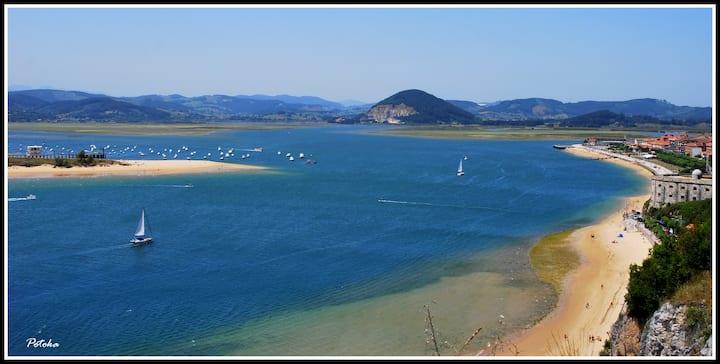 Santoña Bay