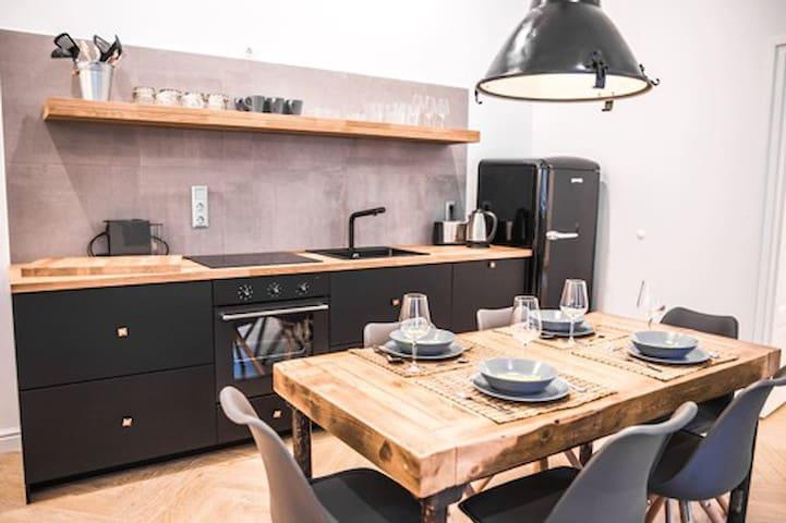 IRANYI Home | design apartment | sights by walk
