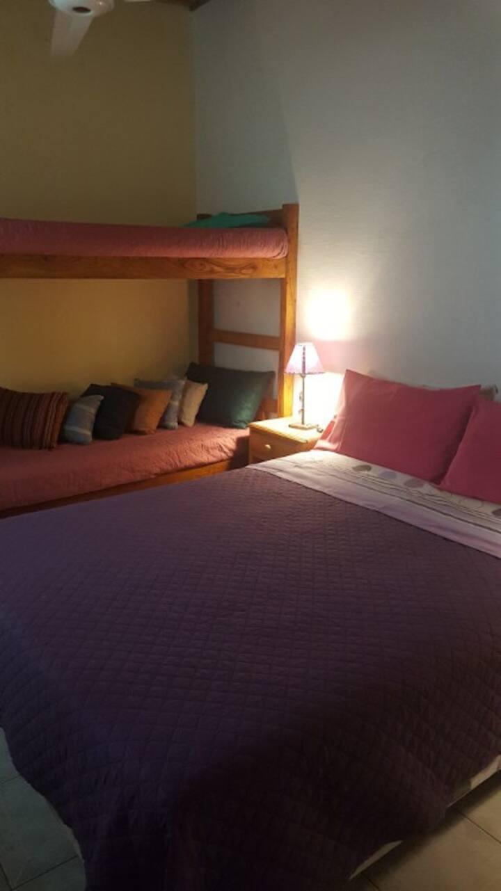 Alojamiento ideal descanso