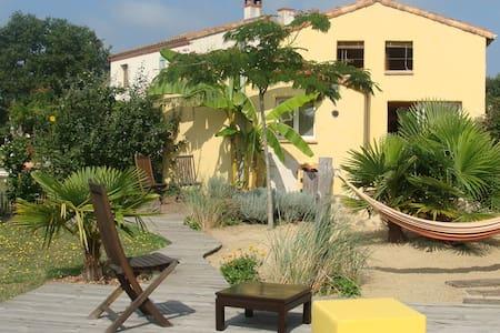 gîte en  Vendée - Le Tablier - Natur-Lodge