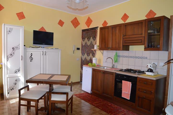 Casa Soggiorno Il Quetzales - Monte - Apartament