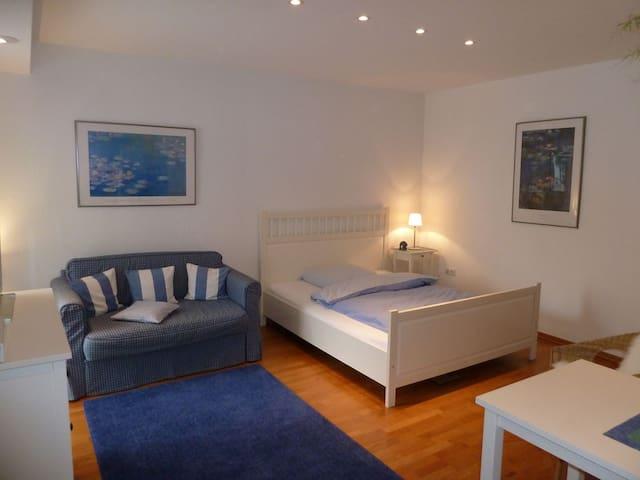 Ferienwohnung Dora Brand, (Arnsberg), Ferienwohnung, 34 qm, 1 Wohn-/Schlafzimmer mit Doppelbett, Terrasse, max. 2 Personen
