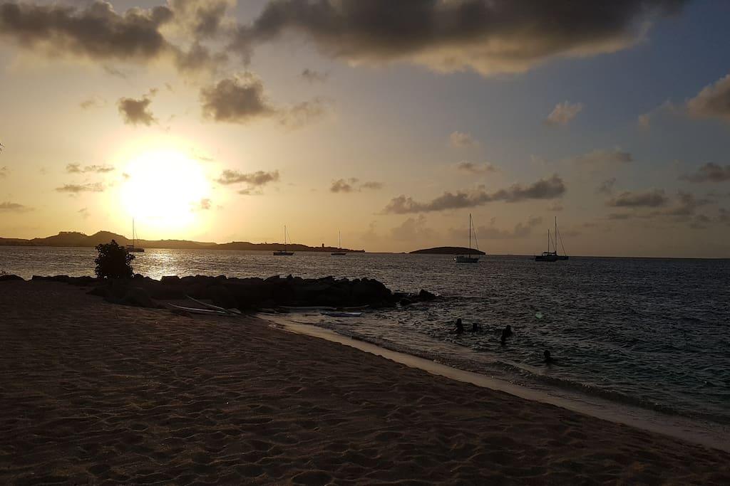 Romance.....sunset