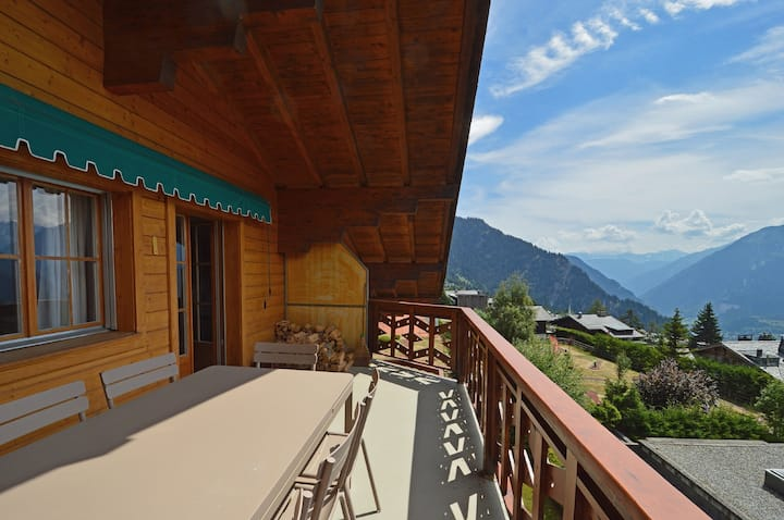 Exclusive for 8 people with beautiful great views
