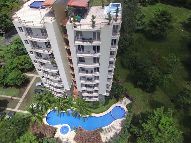 Apto Full Playa Herradura - Herradura - Apartemen