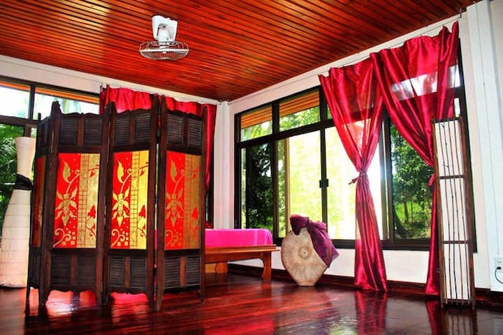 Wellness House-Room3 (Jungle View)