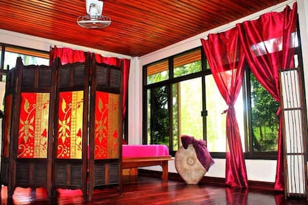 KoPhangan Wellness House 3 - Tambon Ban Tai - Bed & Breakfast