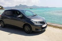 Car rental service with a cheaper price Guarantee to all guest stay at our place.