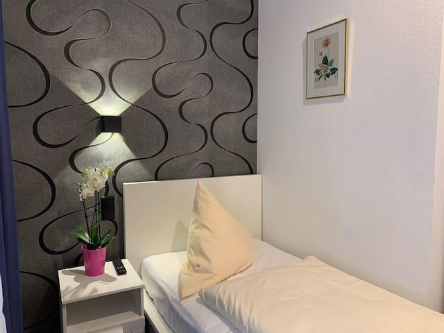 Hotel B54 Heidelberg - Einzelzimmer