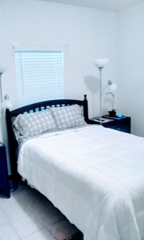 2nd private bedroom