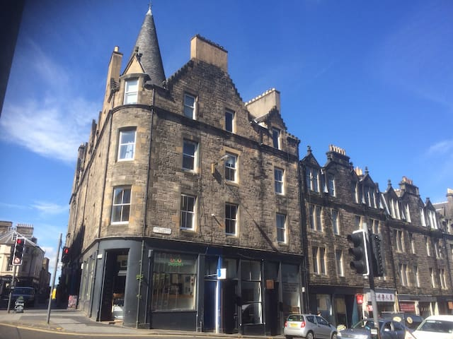 City Centre Flat - Edinburgh - Flat