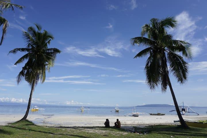 Ocean View 3BR Native Paradise - Bohol - House