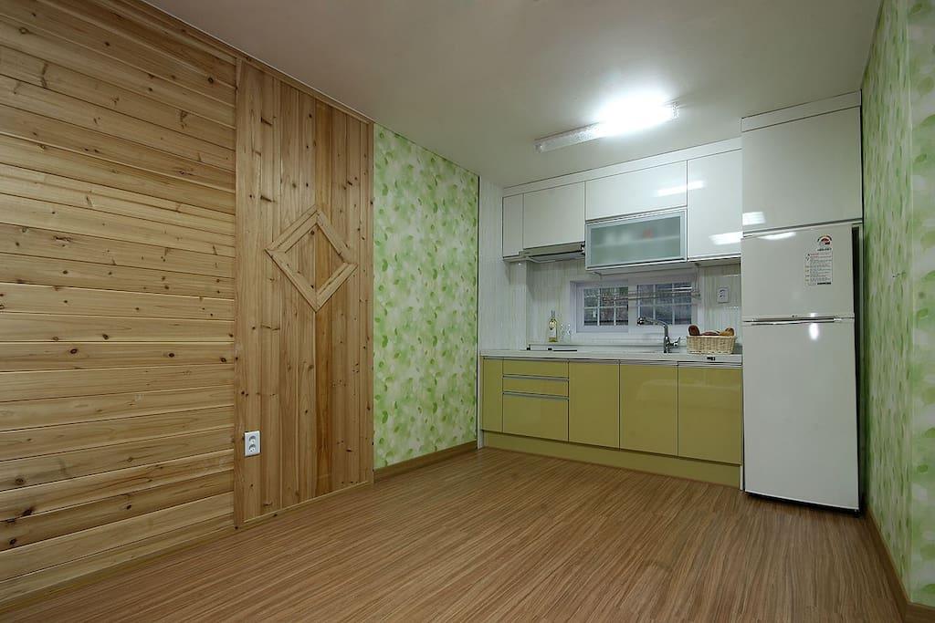 주방 Kitchen
