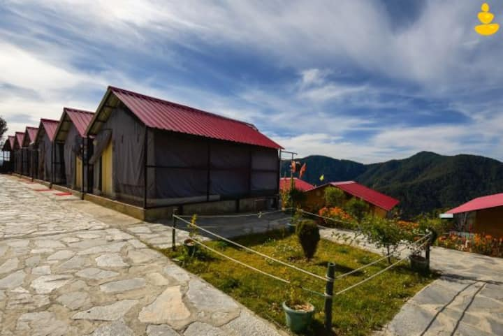 LivingStone | Luxury Tents | Group Offer | Chail |