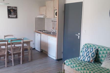 Appartement chaleureux, centre de Luz - Luz-Saint-Sauveur - 公寓