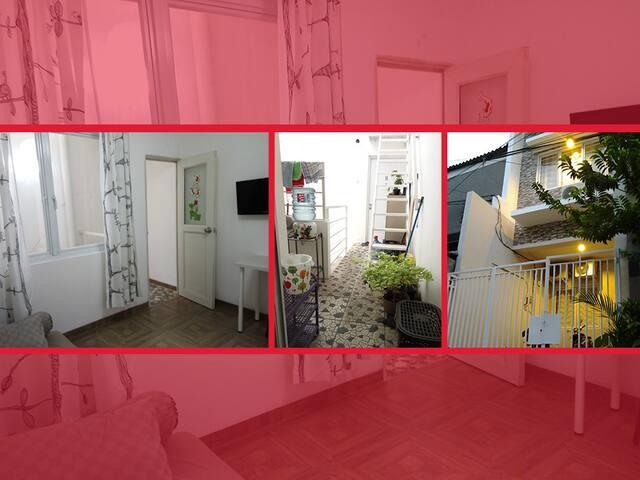 Lisanda House, Simple Clean Private Room West Jkt