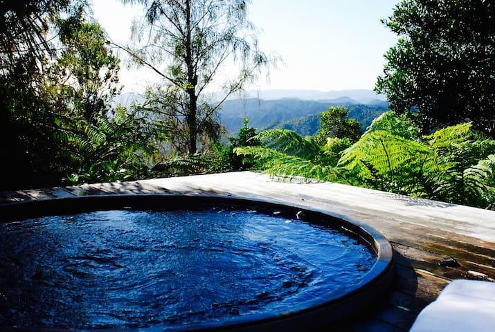 Luxury Coromandel Hideaway - Manaia - Huis