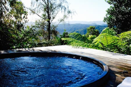 Luxury Coromandel Hideaway - Manaia - Haus