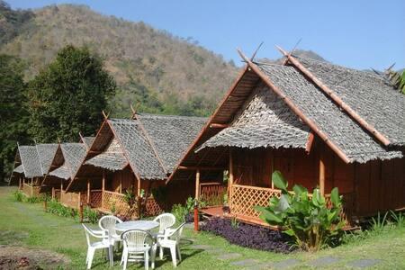 Farm Stay Bamboo Houses - Maja