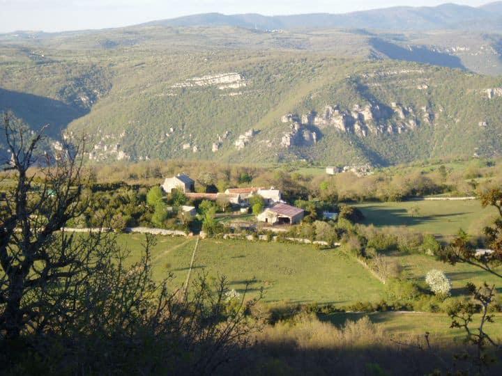 Chambre d'hôtes sur le plateau du Larzac