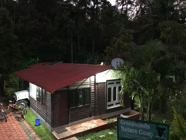 Jungle Eco Friendly Cottages with Excellent Food