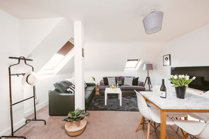 Large Modern 1 bedroom Flat in Chiswick