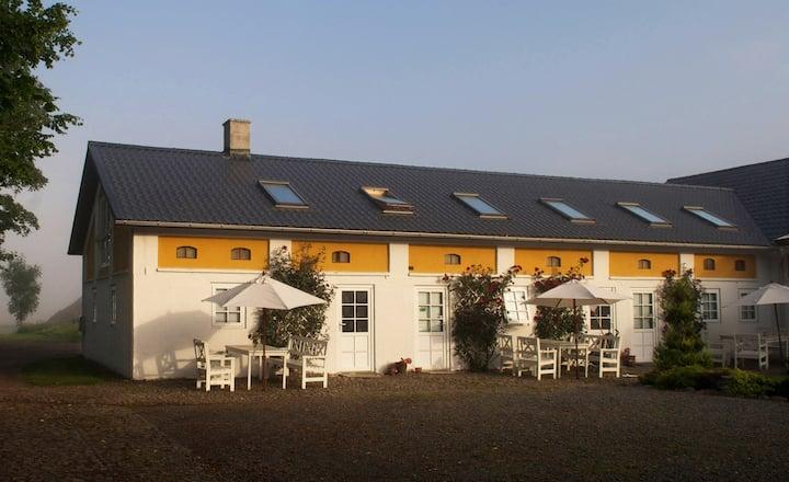 Ferielejlighed i naturlige omgivelser nær Aalborg