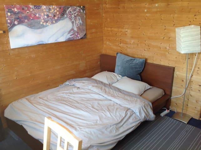 1 room & 2 Sofa Beds in Gümligen, 8 mins from Bern - Gümligen, Muri bei Bern - Appartement