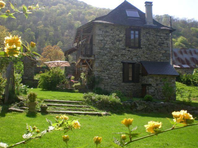 Maison de montagne - Les Bordes-sur-Lez - Casa