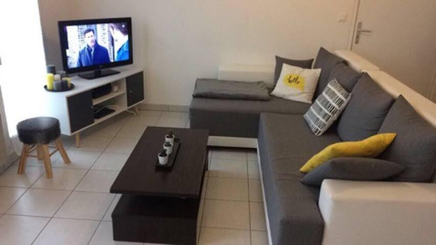 Agréable appartement proche centre ville AMIENS