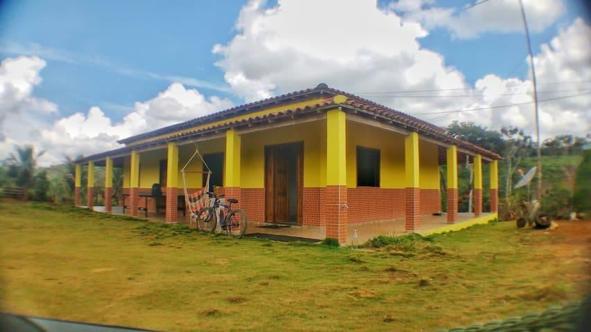 Fazenda Recanto Verde - Itacaré Ba